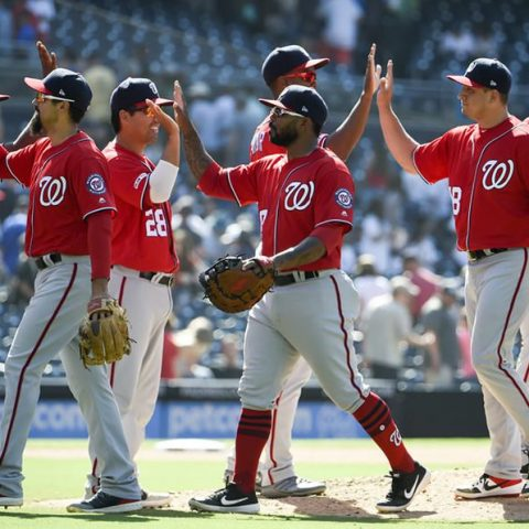 Washington Nationals , datos, parley, gratis