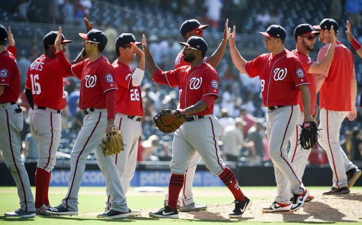 Washington Nationals , datos, parley, gratis