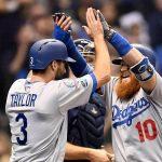 Dodgers LA , datos, parley, gratis