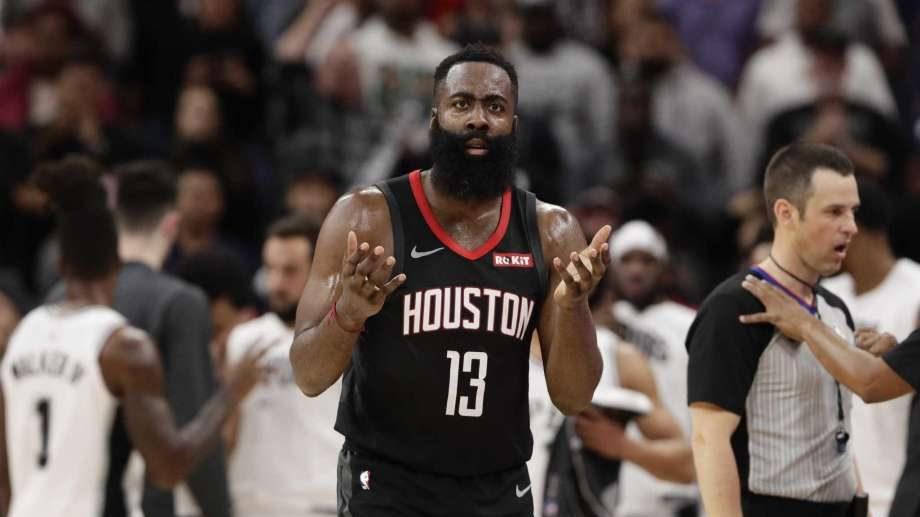 Trail Blazers Gegen Rockets