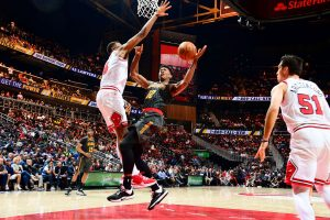 Bulls vs Atlanta Hawks